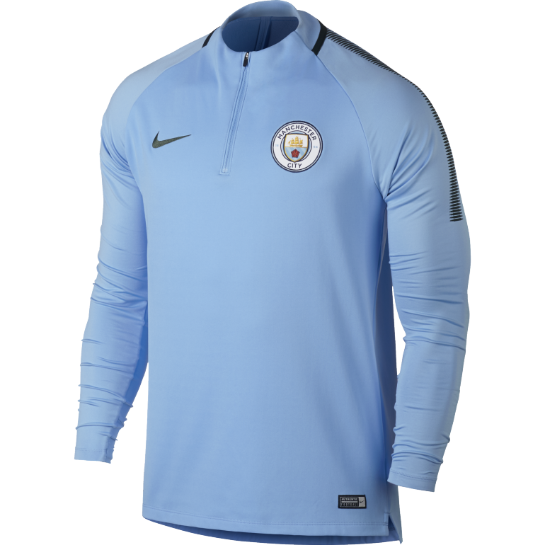 Sweat zippé Manchester City third 2017/18