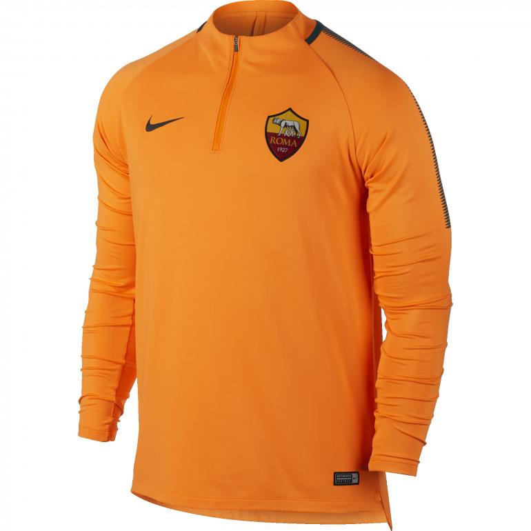 Sweat zippé AS Roma third 2017/18