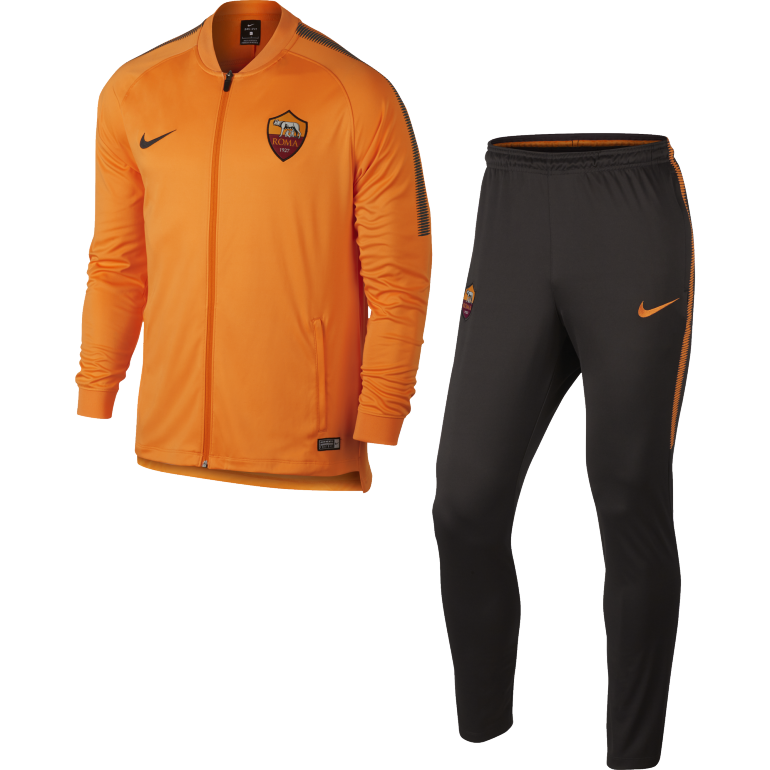 Ensemble survêtement AS Roma third fit 2017/18