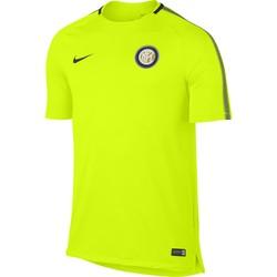 Maillot entraînement Inter milan third jaune 2017/18