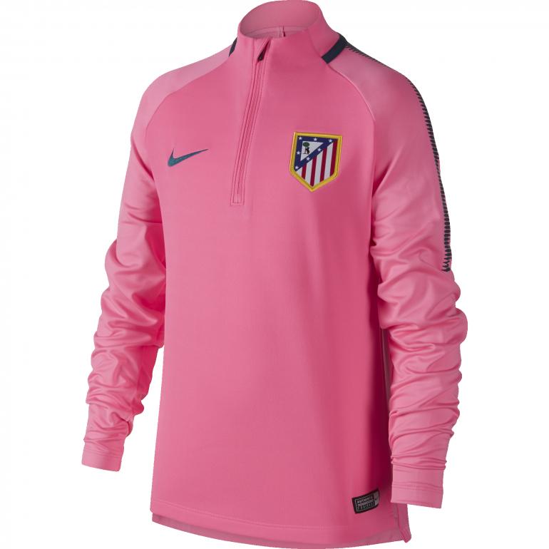 Sweat zippé junior Atlético Madrid third 2017/18