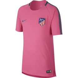 Maillot entraînement junior Atlético Madrid third rose 2017/18