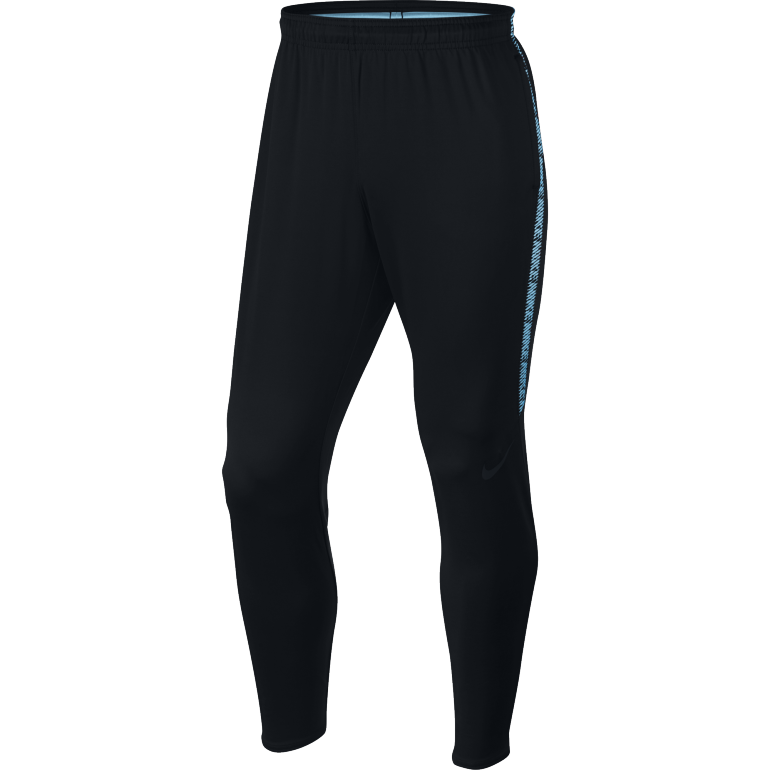 Pantalon survêtement Nike noir bleu 2017/18