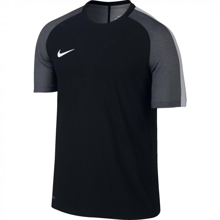 Maillot entraînement Nike technique noir gris 2017