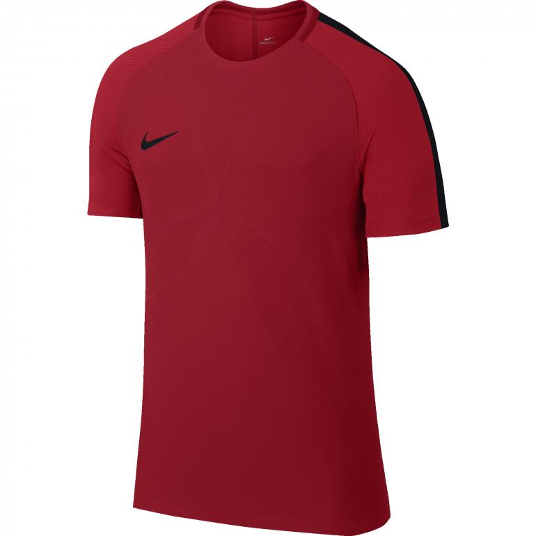 Maillot entraînement Nike technique rouge 2017/18