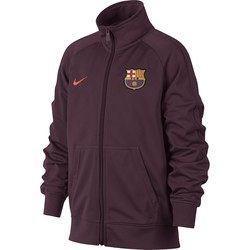 Veste survêtement junior FC Barcelone third 2017/18