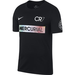 T-shirt CR7 mercurial noir 2017