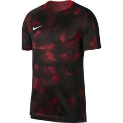 Maillot entraînement Nike Squad camouflage rouge gris 2017/18