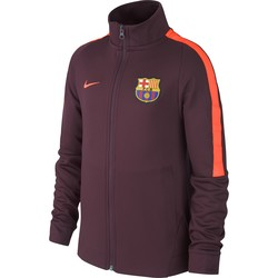 Veste survêtement junior FC Barcelone third strike 2017/18