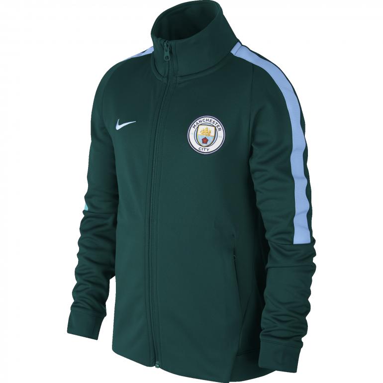 Veste survêtement junior Manchester City third 2017/18