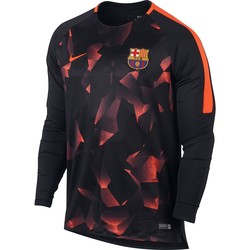 Sweat entraînement FC Barcelone third 2017/18