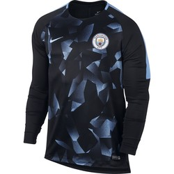 Sweat entraînement Manchester City third 2017/18