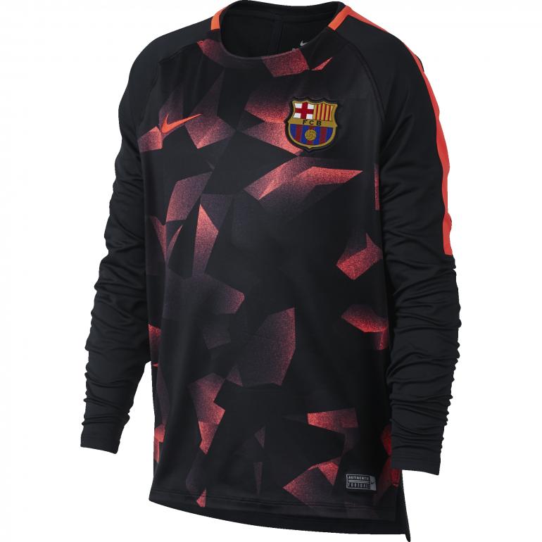 Sweat entraînement junior FC Barcelone third 2017/18