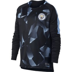 Sweat entraînement junior Manchester City third 2017/18