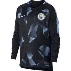 Sweat entraînement junior Manchester City third 2017/18