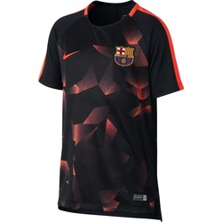 Maillot entraînement junior FC Barcelone third 2017/18