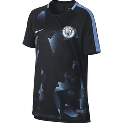 Maillot entraînement junior Manchester City third 2017/18
