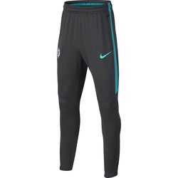 Pantalon survêtement Nike noir gris 2017/18