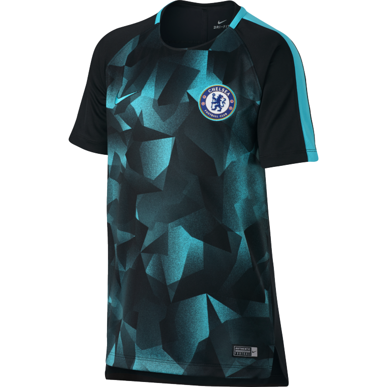 Maillot entraînement junior Chelsea third 2017/18
