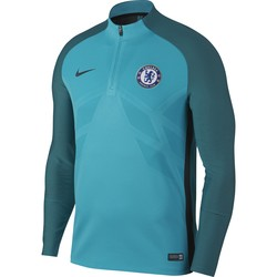Sweat zippé Chelsea third strike 2017/18