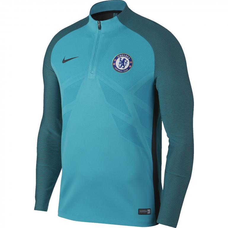 Sweat zippé Chelsea third strike 2017/18