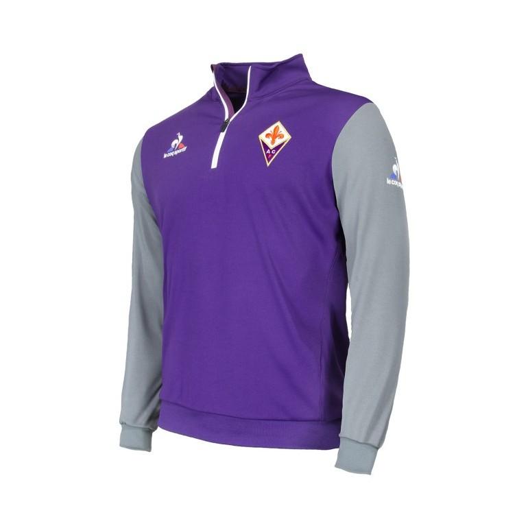 Sweat entraînement Fiorentina violet