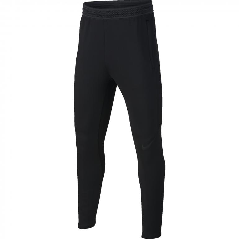 Pantalon survêtement junior Nike strike noir 2017/18