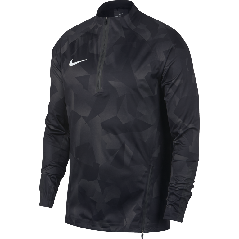 Sweat zippé Nike AeroShield Strike noir 2017