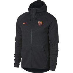 Veste survêtement FC Barcelone third Tech Fleece 2017/18