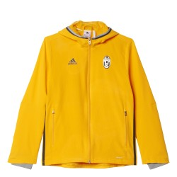 Veste avant-match Juventus jaune junior