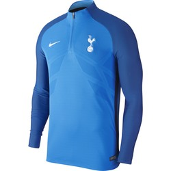 Sweat zippé Tottenham technique bleu 2017/18