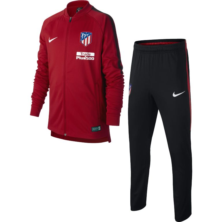 ensemble de foot Atlético de Madrid de foot