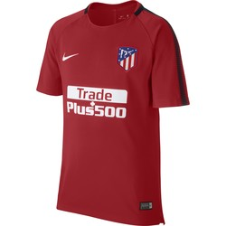 Maillot entraînement junior Atlético Madrid rouge 2017/18