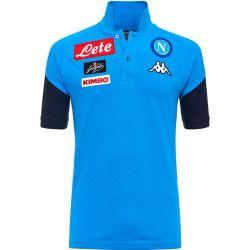 Polo Naples bleu 2017/18