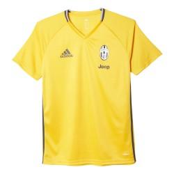 Maillot entraînement Juventus jaune 2016 - 2017
