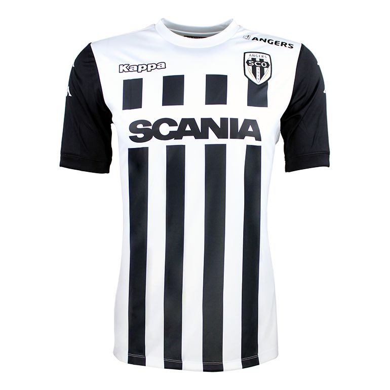 Maillot Angers domicile 2017/18