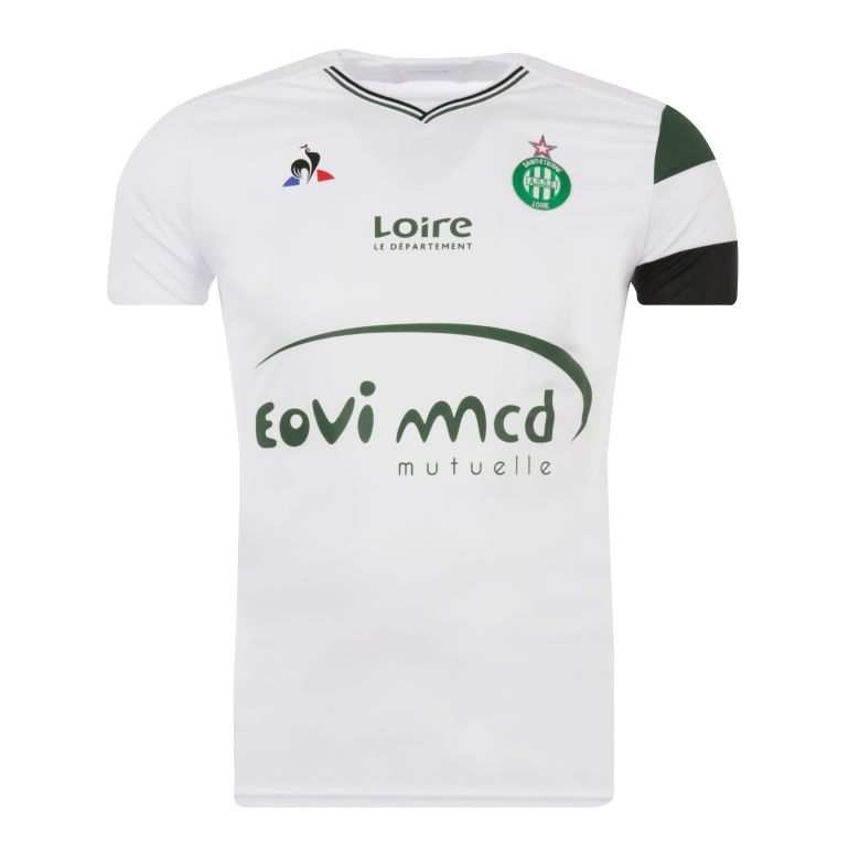 ASSE Maillot Comm Third SS M optical whi