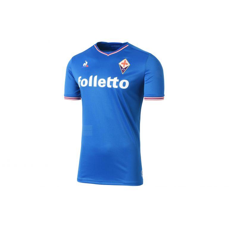 Maillot Fiorentina extérieur bleu 2017/18