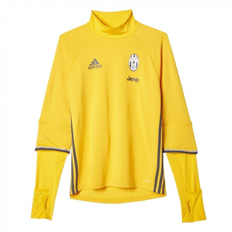 Jaune Clubs Junior Etrangers Présentation Veste Juventus TvqOEO