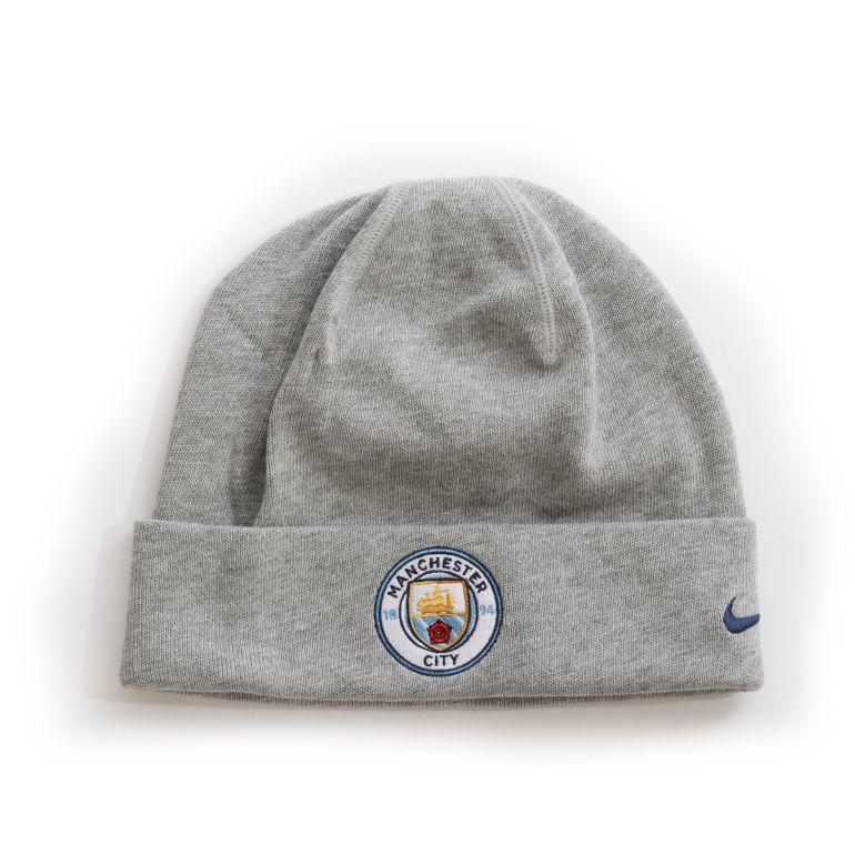 Bonnet Manchester City gris 2017/18