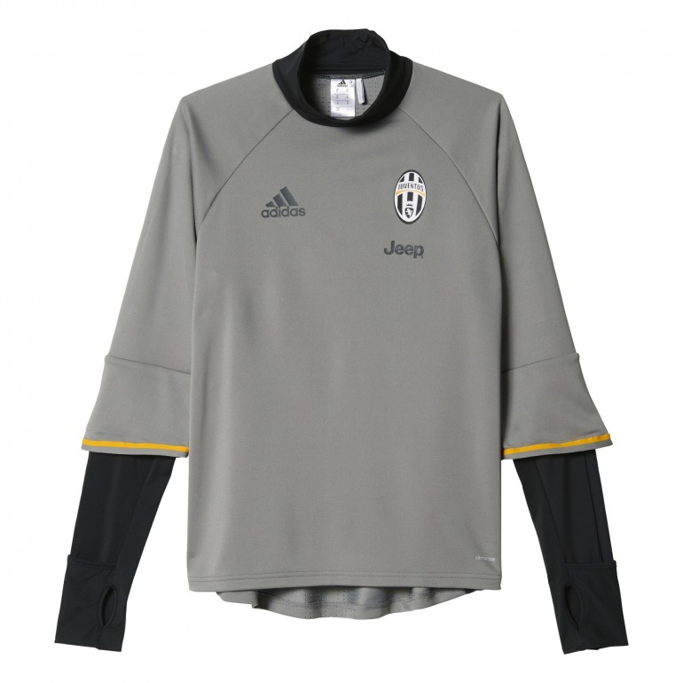 Training top Juventus gris 2016 - 2017