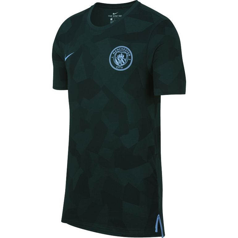 T-shirt Manchester City third 2017/18