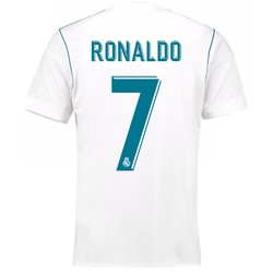 Maillot Ronaldo Real Madrid domicile 2017/18