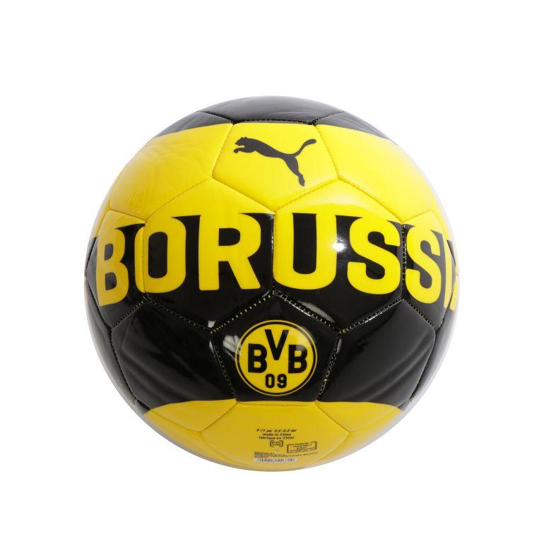 Ballon Dortmund noir jaune 2017/18