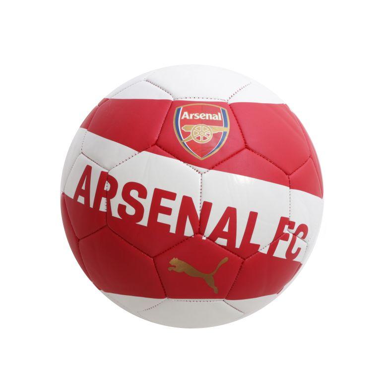 Ballon Arsenal rouge 2017/18