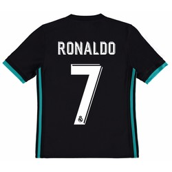 Maillot junior Ronaldo Real Madrid extérieur 2017/18