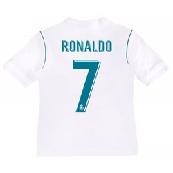 Maillot junior Ronaldo Real Madrid domicile 2017/18