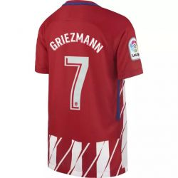 Maillot junior Griezmann Atlético Madrid domicile 2017/18