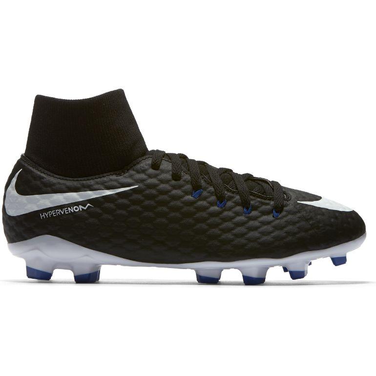 huge discount 6487c b84c9 Nike. Promo. Hypervenom Phelon III junior montante FG noir