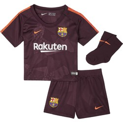 Tenue bébé FC Barcelone third 2017/18